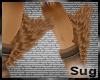 Sug* Spotty Leg Fur