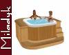MLK Medium Hot Tub