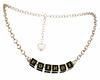 Pothos Necklace