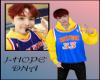 BTS| J-Hope's DNA Hoodie