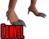 Monster anyskin feet