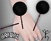 ak. hand pins F R