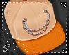 !!S Snapback Orange