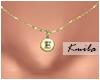 |K Tiny Necklace E