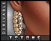T.Pearl Earrings