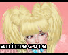 !A! twin tails blonde