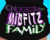 QU33N Misfitz Family