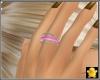 C2u Pink Tourmaline Ring
