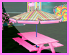 Scaled Kids Picnic Table