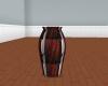 Red Moon Vase