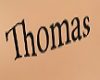 tatoo Thomas
