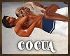 Cocua Beach Cuddle Pose