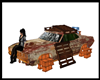 OLD VEHICLE & POSES