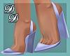 Periwinkle Heels