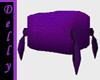 ~D~purple floatin pillow