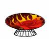 Burning Rose Chair