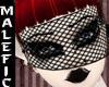 +m+ dark goth veil