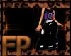 ~FP~RetroPVCPurpleDress