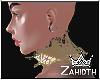 Gold Leaf Collar