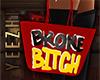 Y. Broke B*tch Purse