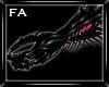 (FA)Dark Claws Red