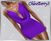 Tina Dress Purple