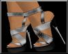 His Addiction Heels-Gray