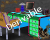 Trunk Desk Derivable