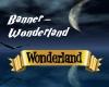 Banner- Wonderland