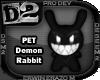 [D2] Demon Rabbit