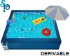 (S) Swimming Pool Set