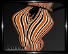 (S) Rls Amber Stripes