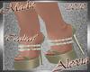 !a Alexia Tealeaf Heels