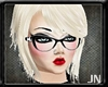 JN* Nerd Glasses #Black