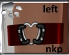 Heart Armband L