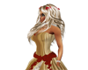 LW Gold Gown