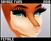 . Peach | fur skin