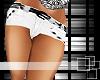 Zebra Belt BoyShortz XXL