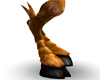 M* Brown Cervid Legs F