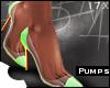 Ellas Pump FluFlu