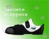 Lacoste Steppers
