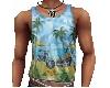 camiseta tirantes hawai