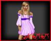 KyD Dollie Purple Dress