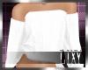 {LIX} Strapless Sweater