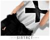 + Shirt : Black Cross
