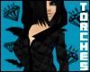 $ Black Puff Jacket