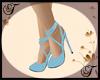 Twila Robin Blue Shoes