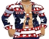 4thOfJuly Men LooseShirt