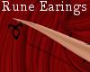 TMI Angelic Rune earings