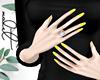 M. Neon Short Nails
